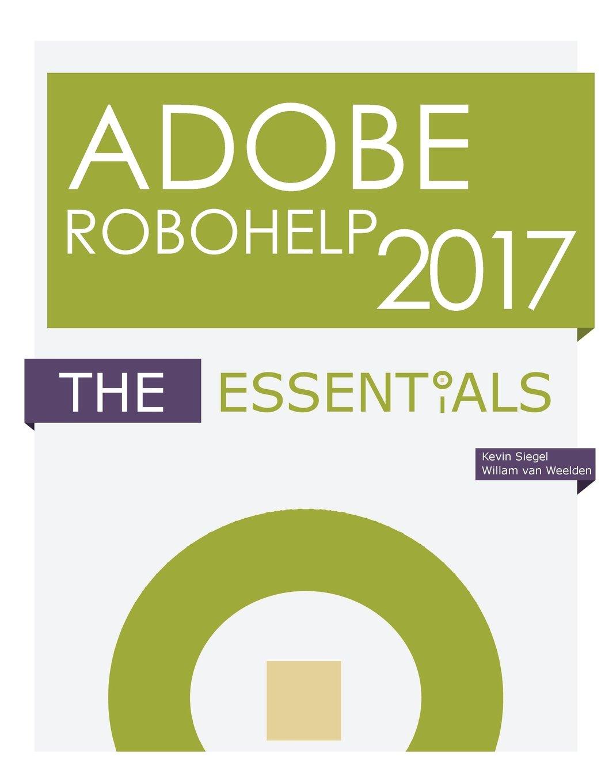 Amazon.com: Adobe RoboHelp 2017: The Essentials ...