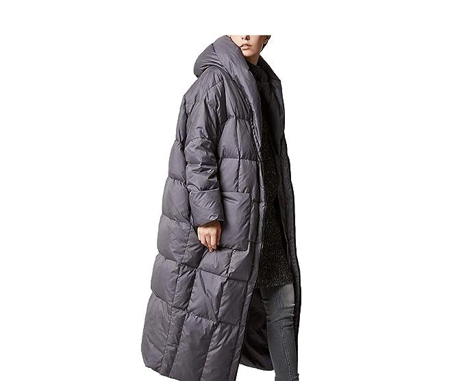 Amazon.com: Chaqueta de invierno para mujer, con capucha ...