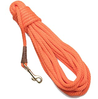 product image for Mendota Trainer 30 Check Cord 3/8inch X 30ft - Orange