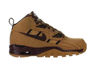 Nike Air Trainer SC Sneakerboot Haystack - Light Chocolate - Black Mens 11.5