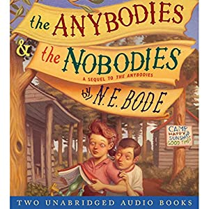 The Anybodies & The Nobodies Audiobook