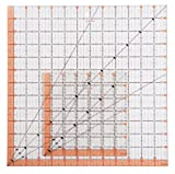 Fiskars Square Acrylic Ruler Set
