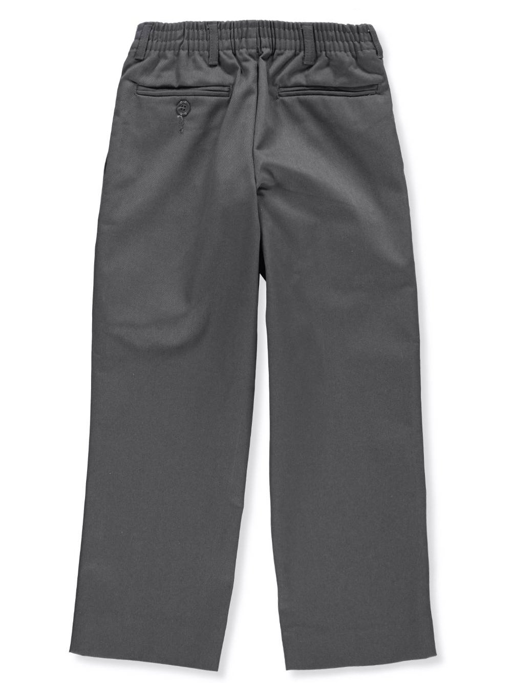 Rifle Big Boys' Pleated Pants with Elastic Waist