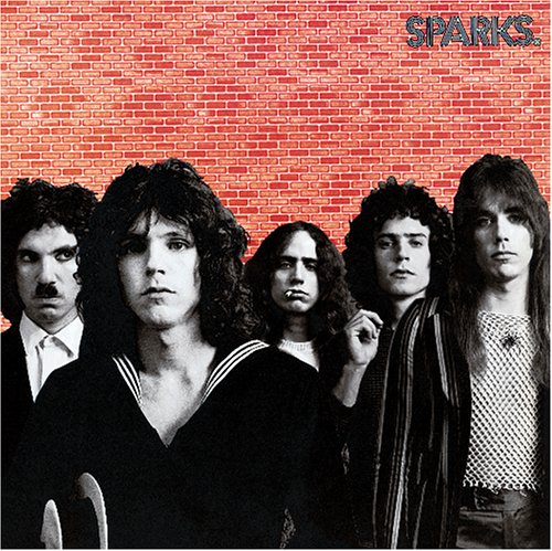 Image result for sparks band self titled album