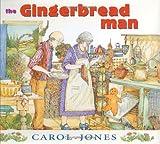The Gingerbread Man, Carol Jones, 0618188223