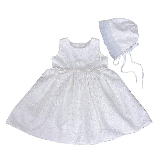 Selene - Ropa de Bautizo - para bebé niña: Amazon.es: Ropa y ...