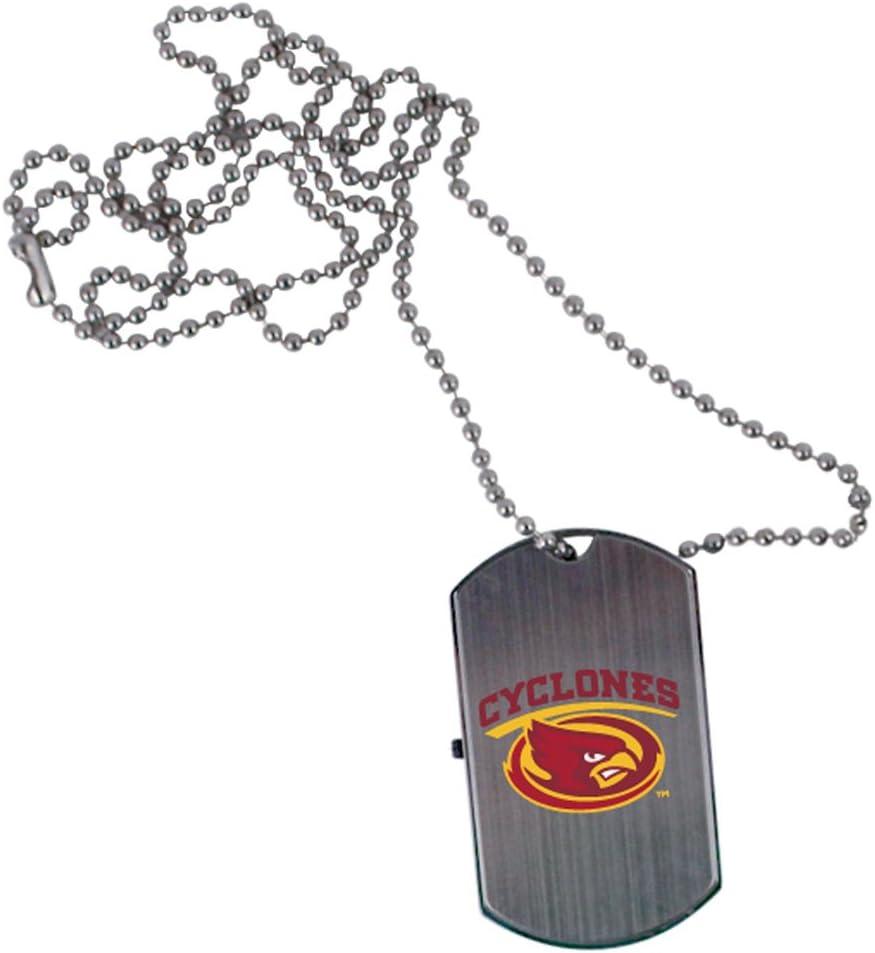 Iowa State Cyclones Flash Tag USB Drive 4GB