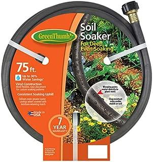 product image for Teknor-Apex Company 1030-75 Thumb Soaker Hose, 75-Feet, Green