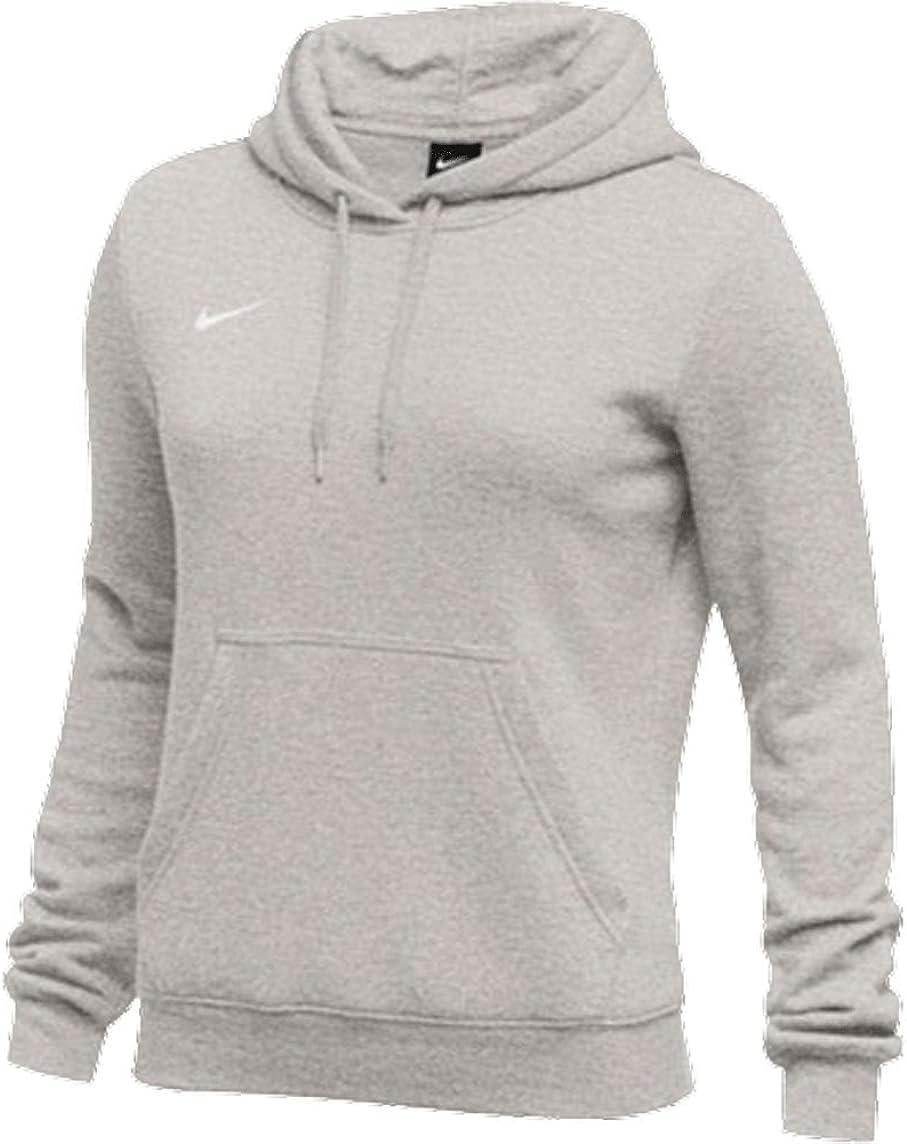Nike Womens Pullover Club Fleece Hoodie
