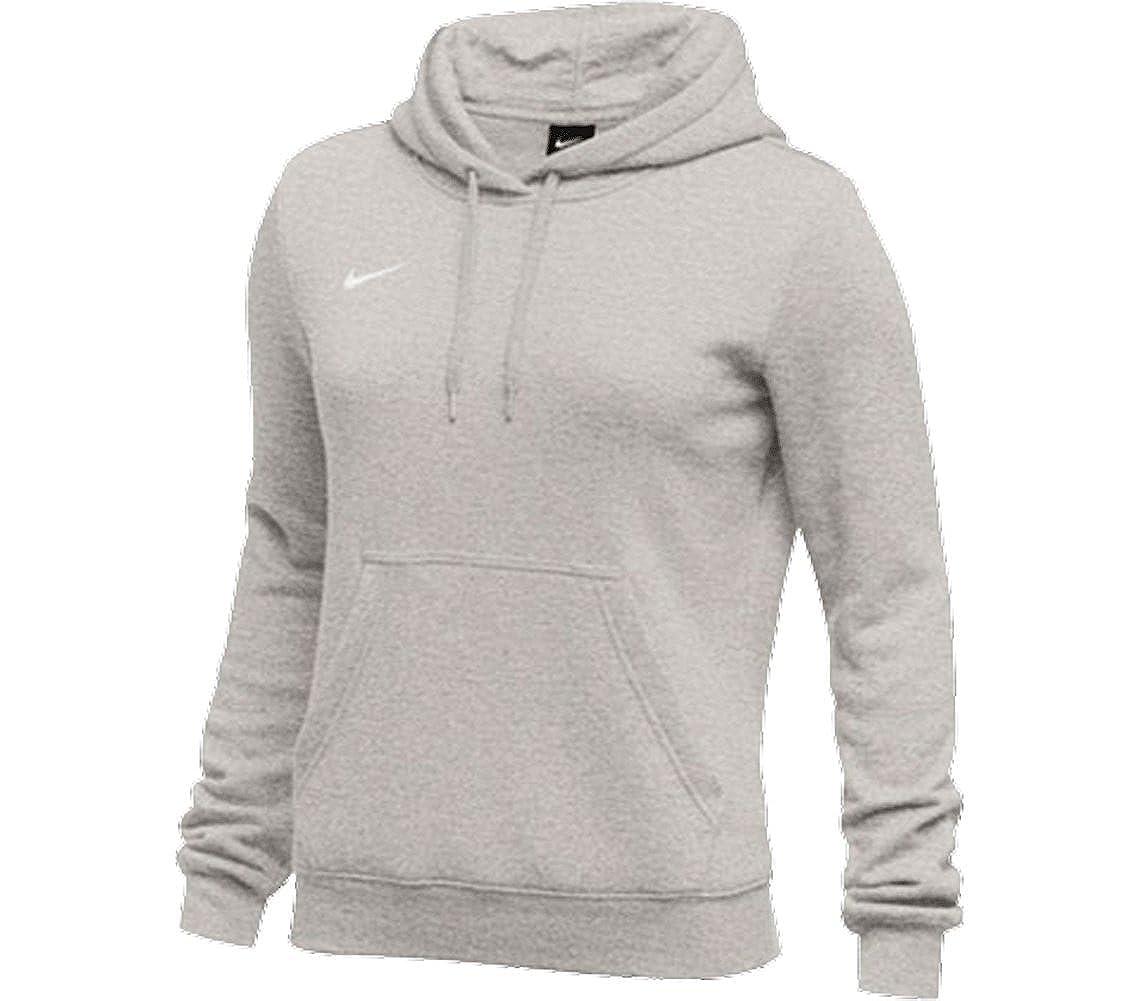 gris XL Nike Sweat sweat à capuche Femme Club Fleece
