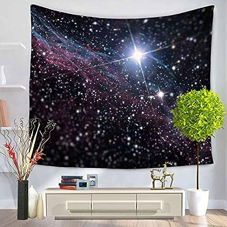 JCDZH-FT Regalo de navidad Cielo Nocturno Imprimir Decoracion Tapiz Toalla de playa manteles, 150 * 200 cm: Amazon.es: Hogar
