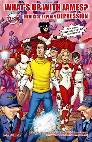 Download Medikidz Explain Depression: What's Up with James? pdf epub