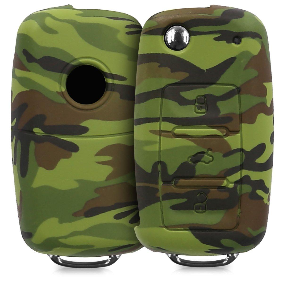 .camouflage black / light green / dark green
