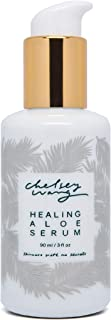 product image for Chelsey Wang Healing Aloe Serum, All-Natural, Organic and Vegan, 3 fl. oz.