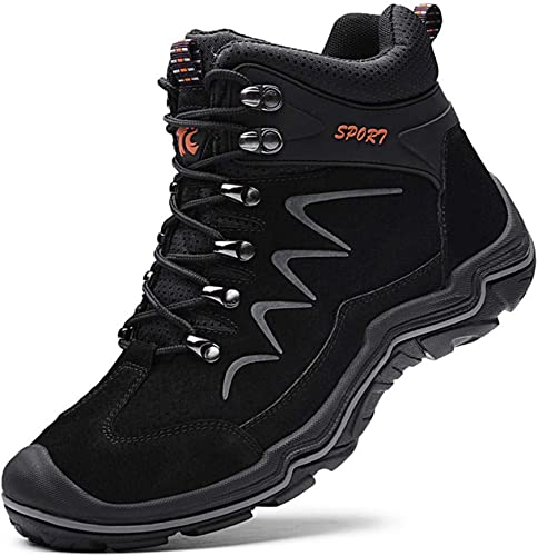 Men/'s Winter Warm Boots Students Sneakers Outdoor Running Sports Shoes High Top