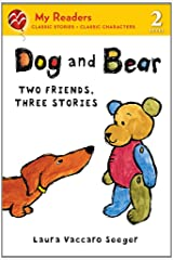 Dog and Bear: Two Friends, Three Stories (My Readers) Paperback