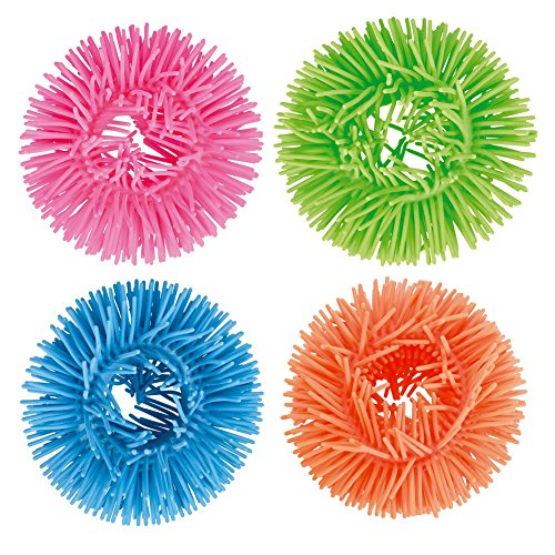 Toysmith Squigglets Assorted Colors