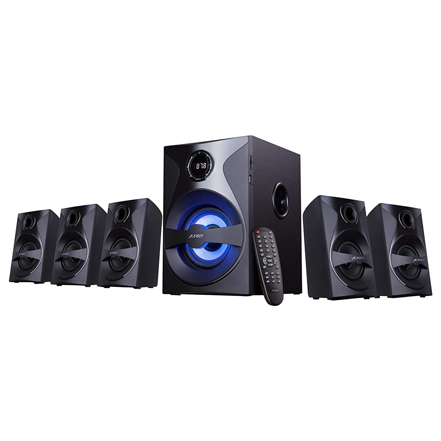 F&D F3800X Speakers