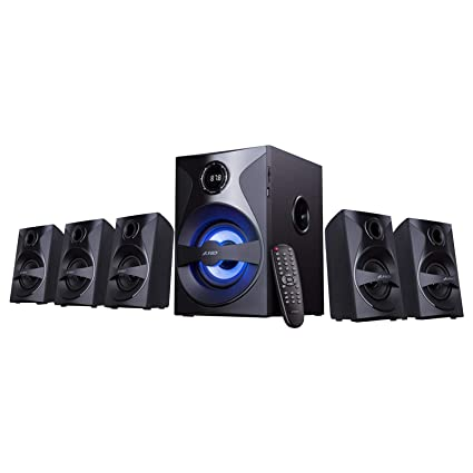 d4bc9bf10 F D F3800X 5.1 Channel Multimedia Bluetooth Speakers Price  Buy F D F3800X  5.1 Channel Multimedia Bluetooth Speakers Online in India -Amazon.in