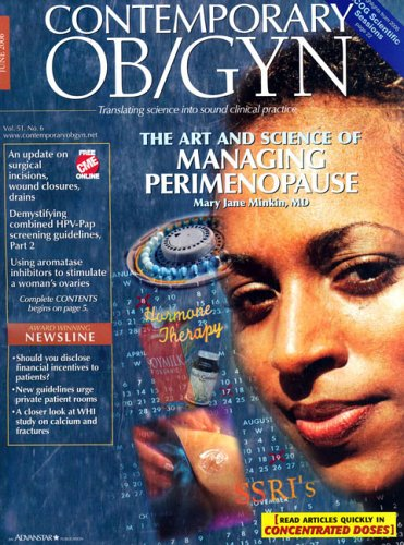 Best Price for Contemporary OB/GYN Magazine Subscription