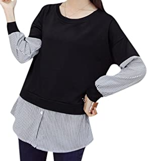 Honey GD Mens Leisure Crew-Neck Long Sleeve Comfort Knitted Sweater