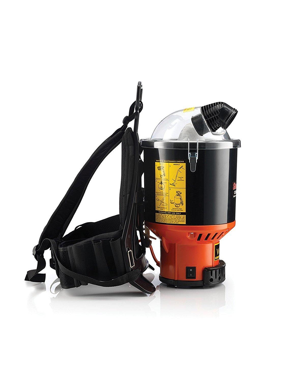 Amazon.com: Hoover Commercial mochila ligera aspiradora ...