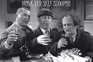 The Three Stooges Poster 36 x 24in