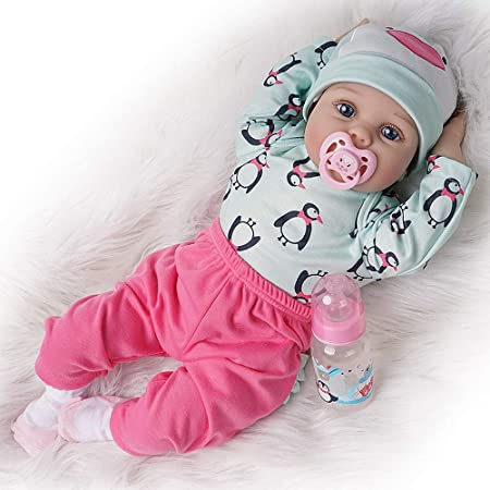 Custom Reborn Babies Noya by Ina Volprich 22 inches 34 arms /& legs Buy One Get One 25/% Off SPECIAL OFFER