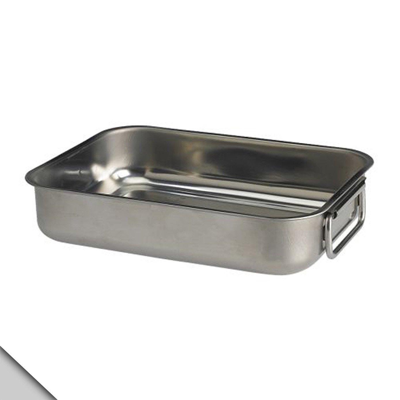 IKEA - KONCIS Roasting pan, stainless steel 10''X8''