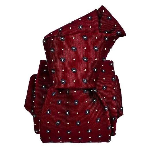 Signni et Disegni - Corbata de diseño de lujo, hecha a mano, color ...