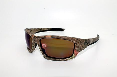 Oakley Gafas de sol OO9236 – 13 Válvula Woodland camuflaje marco ...