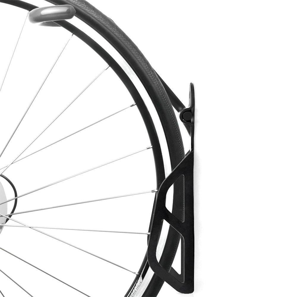 Ibera Soporte Vertical de Gancho para Bicicleta