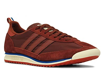 innovative design 84892 ed48f Image Unavailable. Image not available for. Colour  adidas Sl 72 Granate