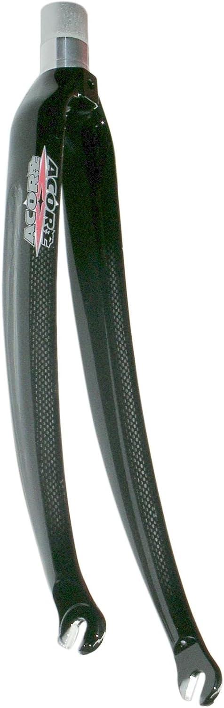 "Acor 700c x 1.1   8"" SculptuROT Carbon Racing Fork 49mm Brems Tropfen"