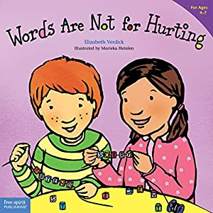 Words Are Not for Hurting (Best Behavior® Paperback Series)
