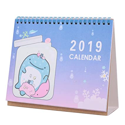 Amazon.com : Niceou Cute Yearly Agenda Organizer Calendar ...