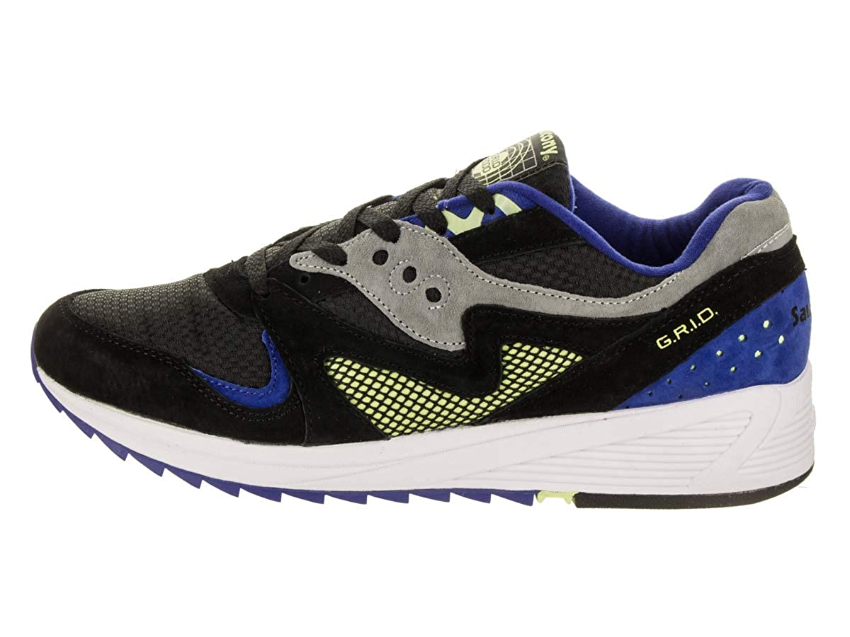 6706a0c2 Saucony Grid 8000 Cl Running Men's Shoes Size 12: Buy Online at Low ...