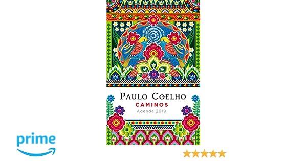 Caminos: Agenda 2019: Amazon.es: Paulo Coelho: Libros