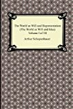 Image of 1: The World as Will and Representation (the World as Will and Idea), Volume I of III