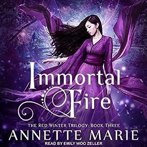 Immortal Fire Hörbuch