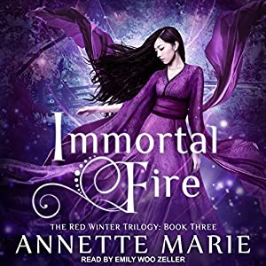 Immortal Fire Audiobook