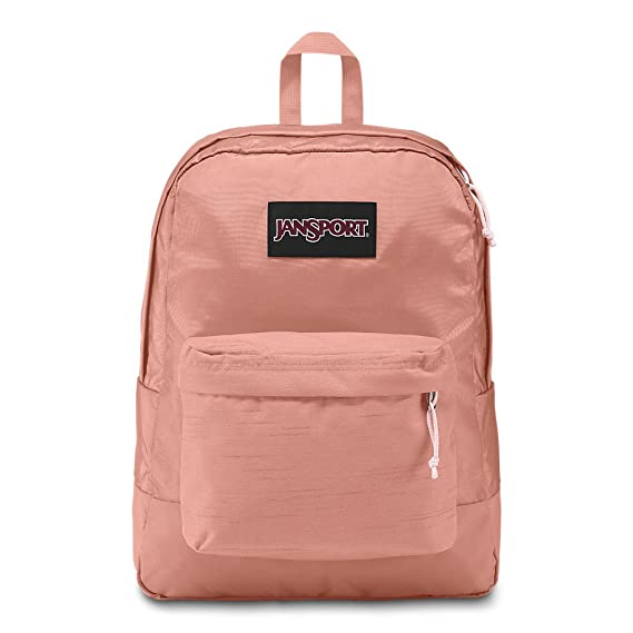 Amazon.com | JanSport Black Label Superbreak Backpack - Muted Clay - Classic, Ultralight | Casual Daypacks
