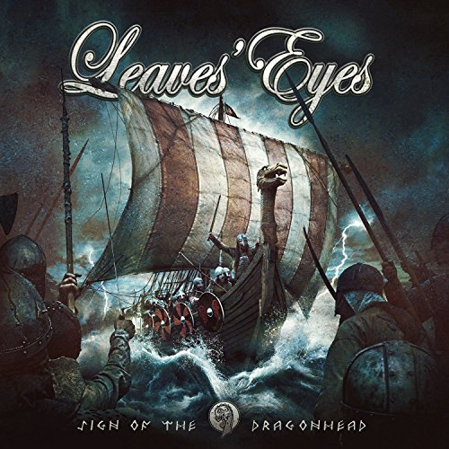 Vinilo : Leaves Eyes - Sign Of The Dragonhead (Limited Edition, Gatefold LP Jacket, Green)