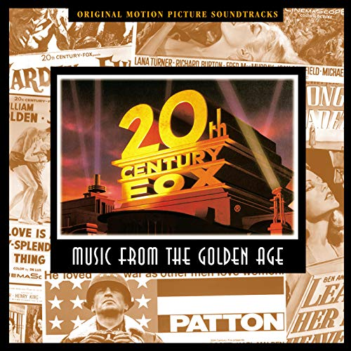 20th Century Fox: Music From The Golden Age (Original Motion Picture Soundtracks)