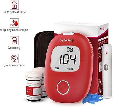 dispositivos de control de la diabetes en la sangre