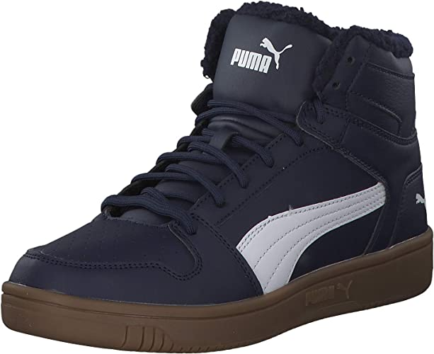 puma herren sneaker high top