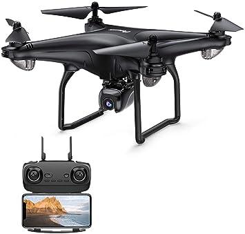 Potensic D58 Drone GPS con Cámara HD 1080P FPV, 5G WiFi ...