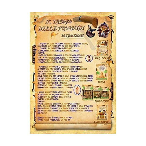Caccia al tesoro in scatola in giardino - in spiaggia o casa/giardino 7-12 anni - per feste di compleanno - giochi per… 6 spesavip