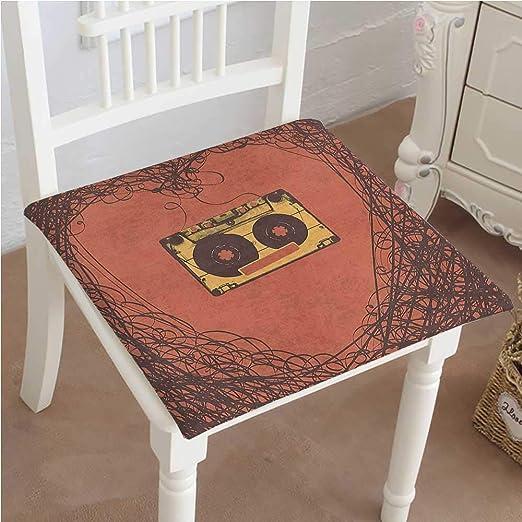 Almohadilla para Silla Decorativa clásica con diseño de ...
