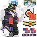 Tactical Vest Kit for Nerf Guns N-strike Elite Series - Best Nerf Gun Accessories